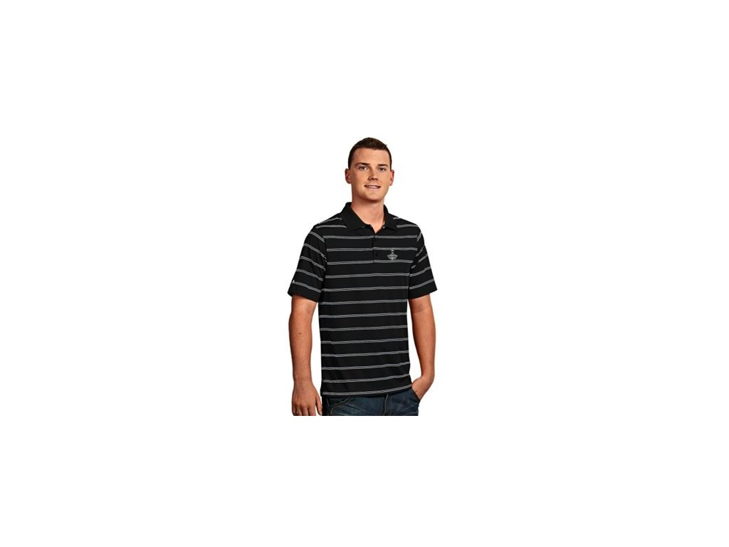 Tričko Los Angeles Kings 2014 Stanley Cup Champions Deluxe Polo