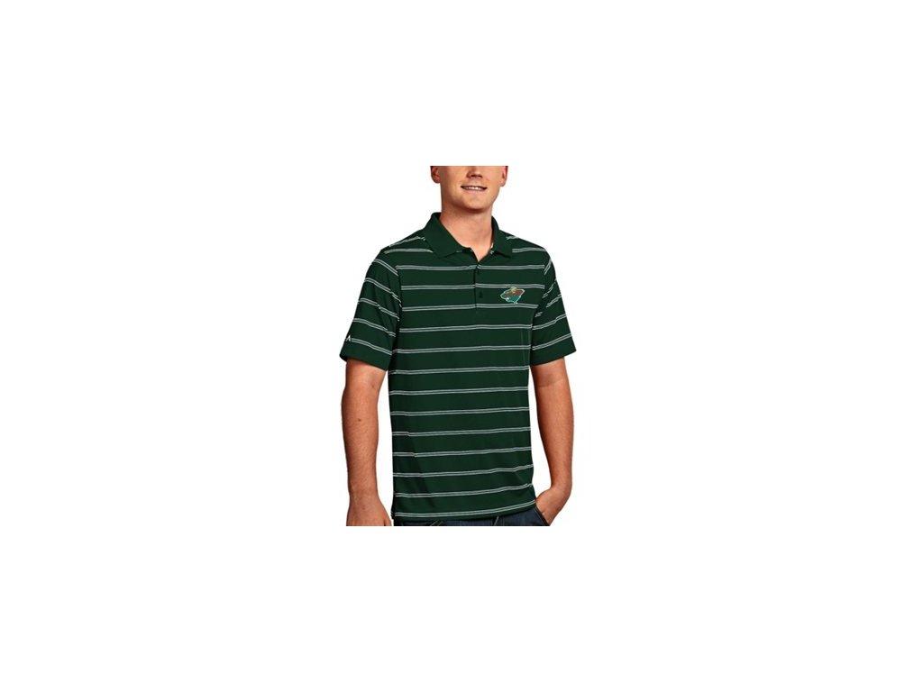 Tričko Minnesota Wild Deluxe Polo