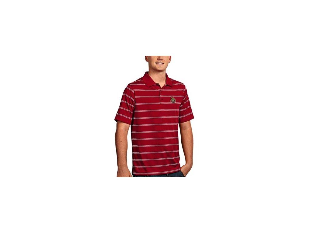 Tričko Ottawa Senators Deluxe Polo