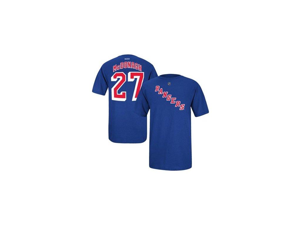 Tričko Ryan McDonagh #27 New York Rangers