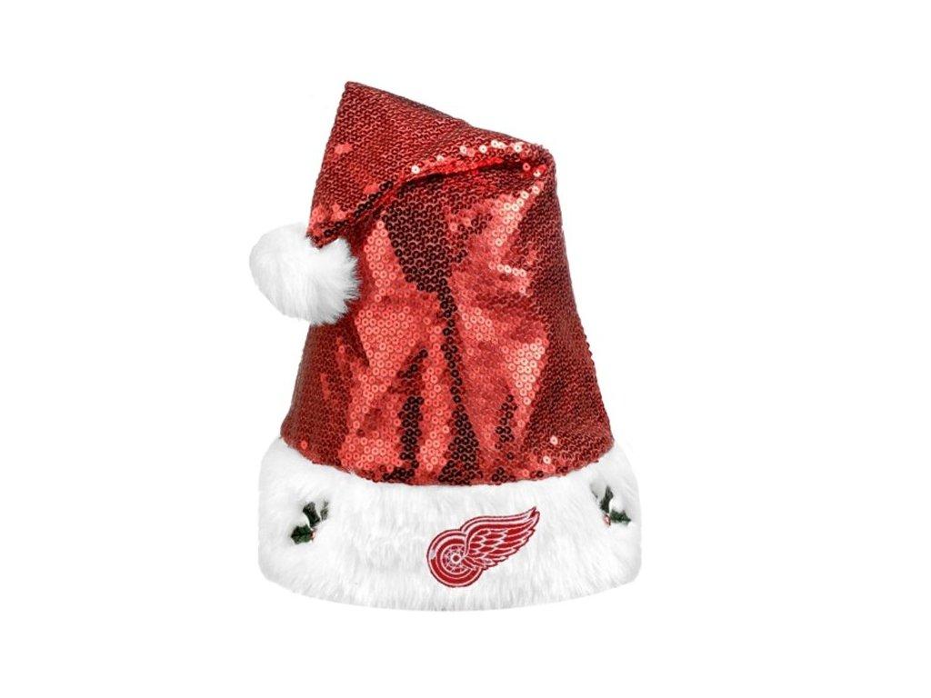 Vánoční čepice Detroit Red Wings 3