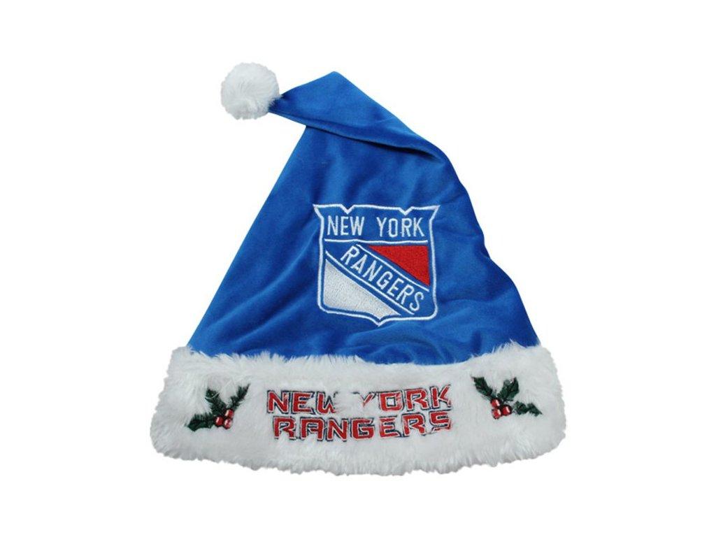 Vánoční čepice New York Rangers