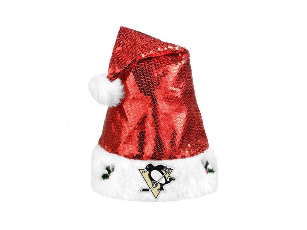 Vánoční čepice Pittsburgh Penguins 2