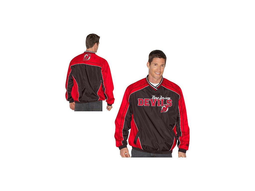Větrovka - V-neck - New Jersey Devils