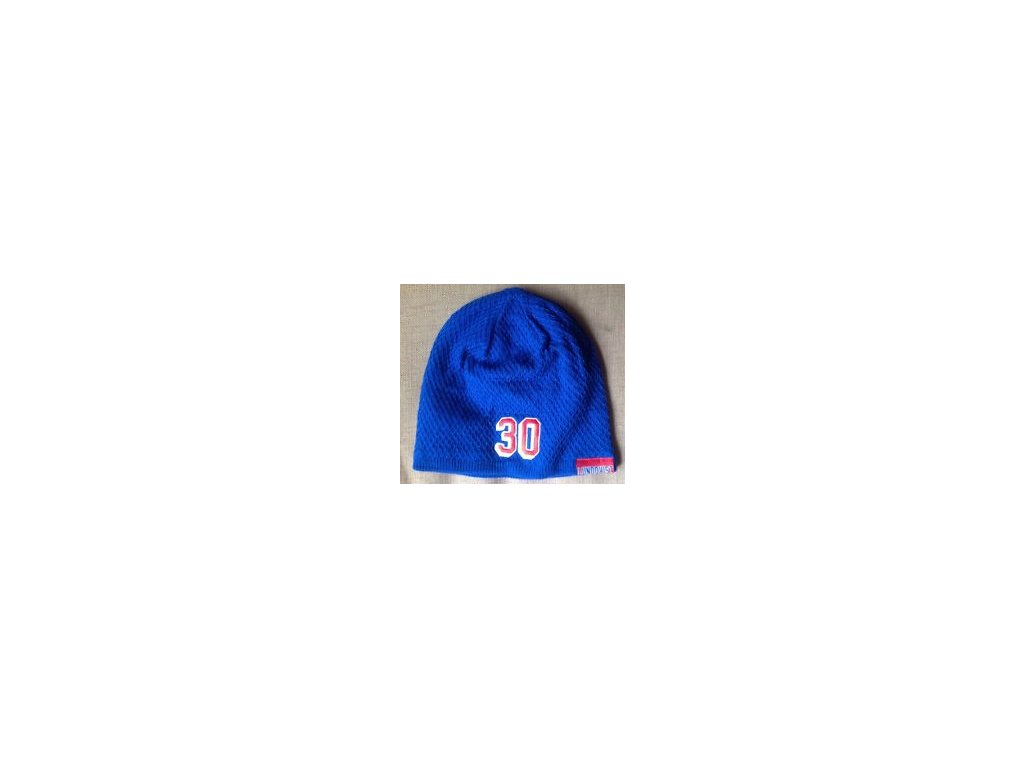 Čepice New York Rangers Henrik Lundqvist 30 reverse knit