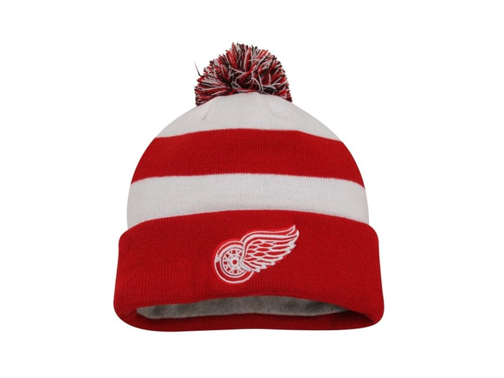 Dětský kulich Detroit Red Wings Team Hook Up
