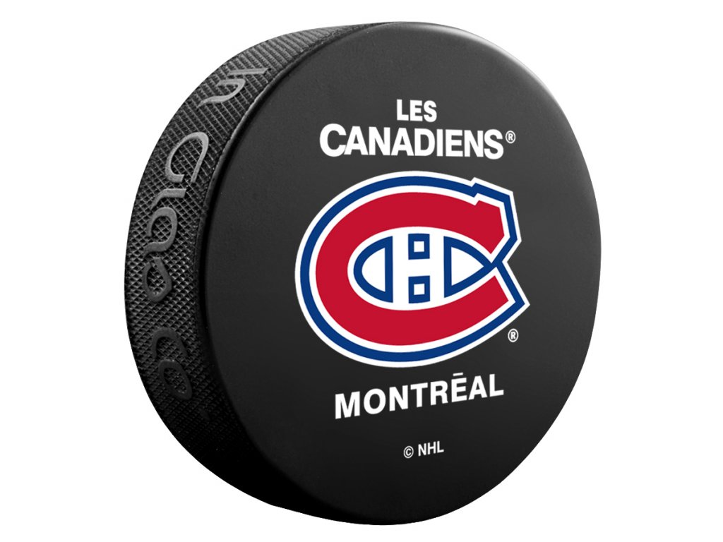 Puk Montreal Canadiens Basic