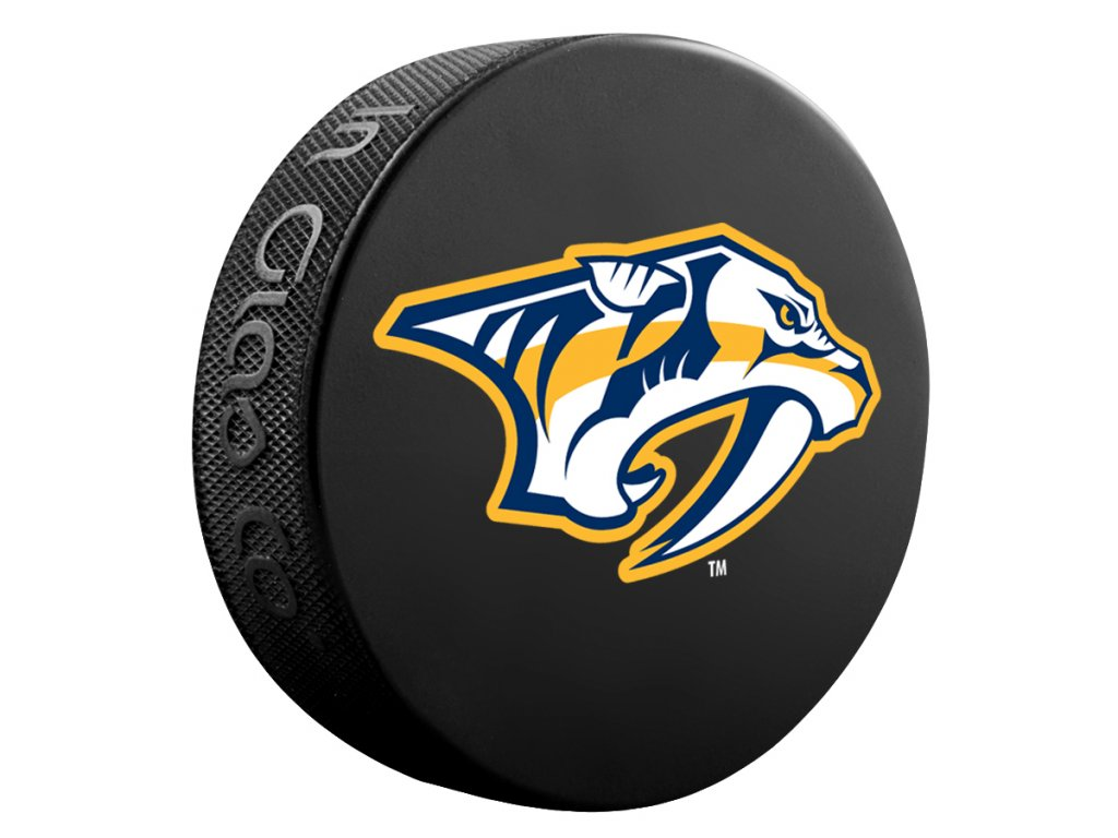 Puk Nashville Predators Basic