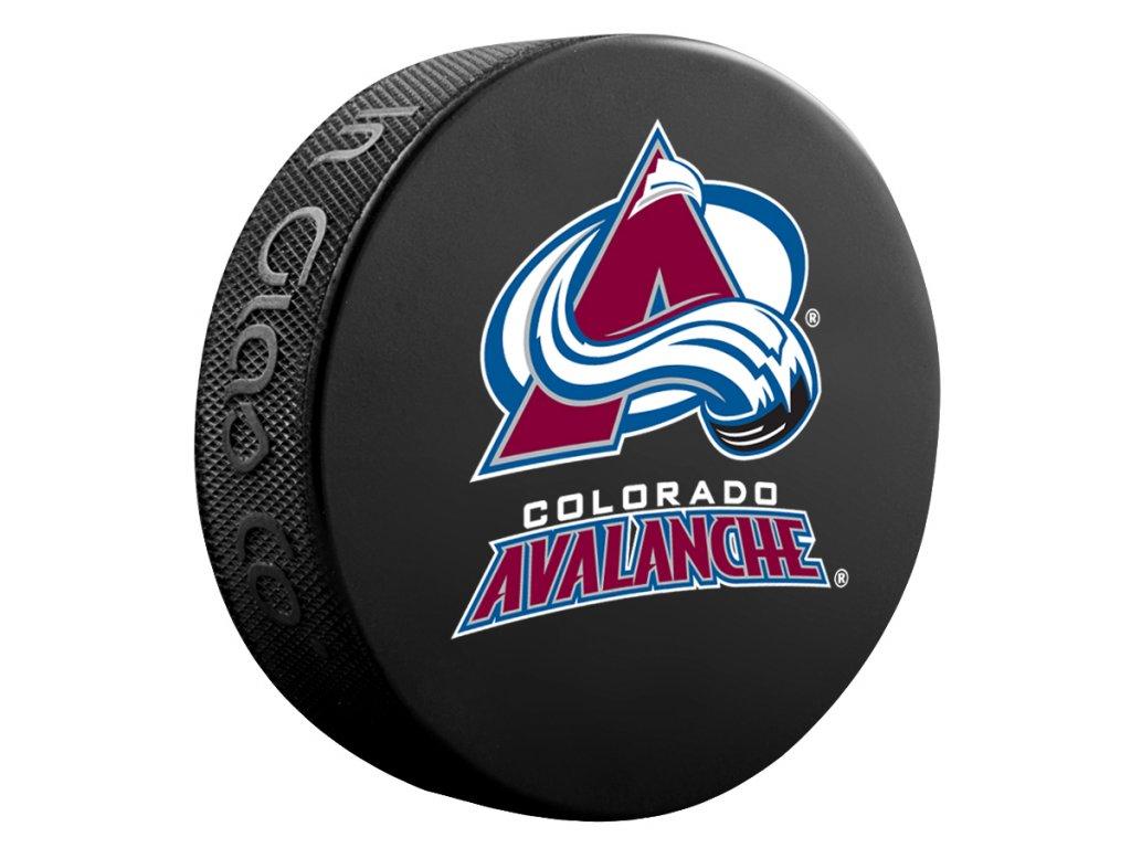 Puk Colorado Avalanche Basic