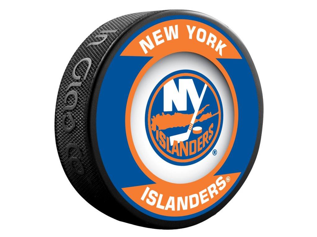 Puk New York Islanders Retro