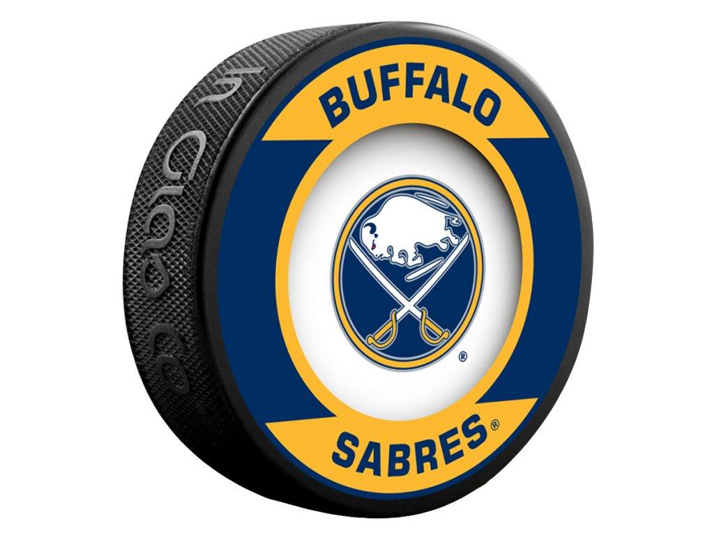 Puk Buffalo Sabres Retro