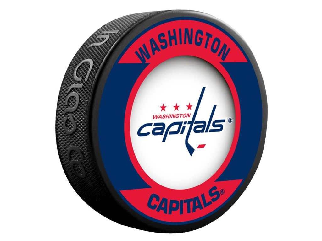 Puk Washington Capitals Retro