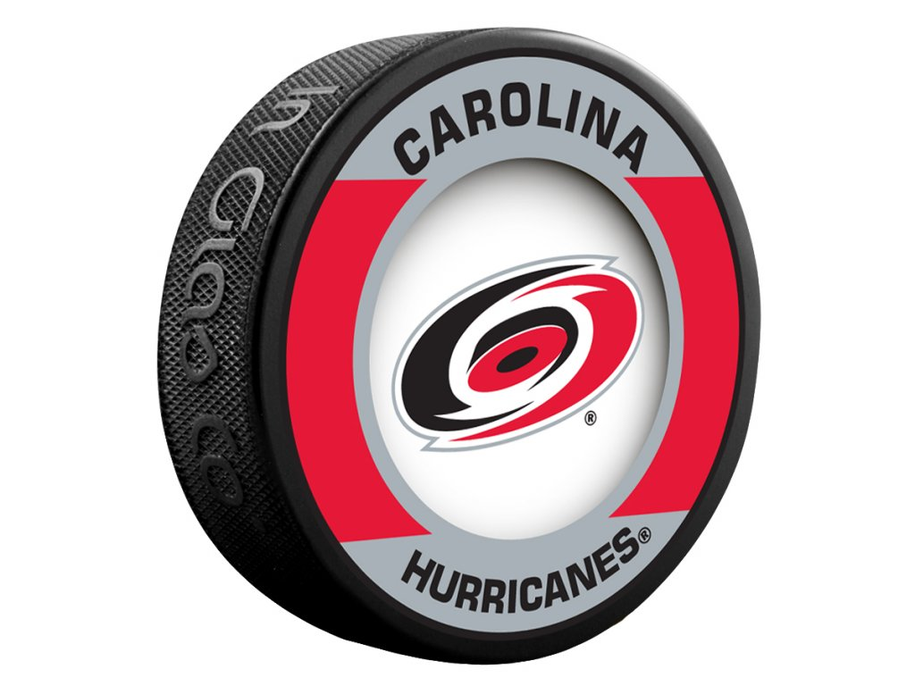 Puk Carolina Hurricanes Retro