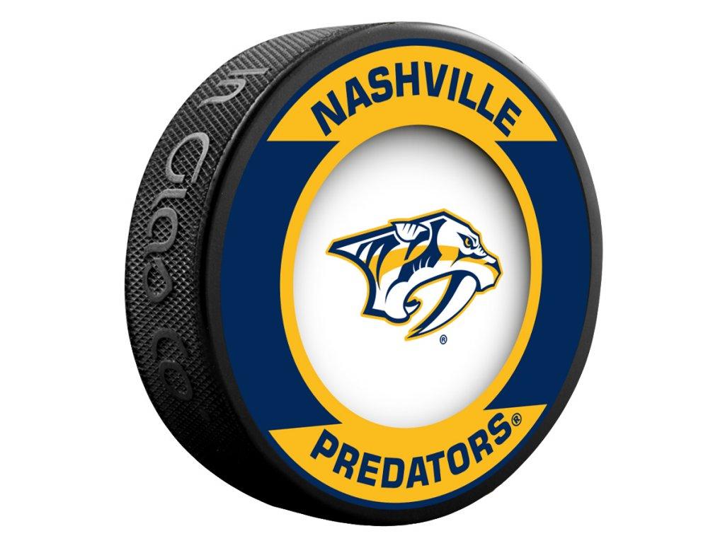 Puk Nashville Predators Retro