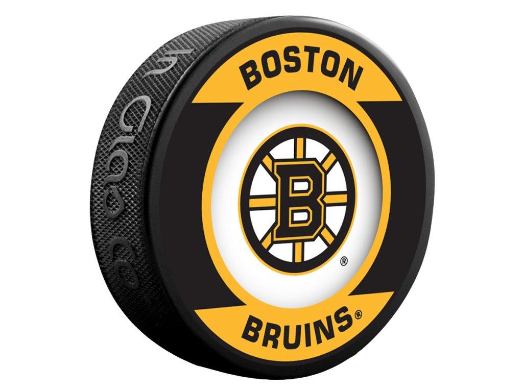 Puk Boston Bruins Retro