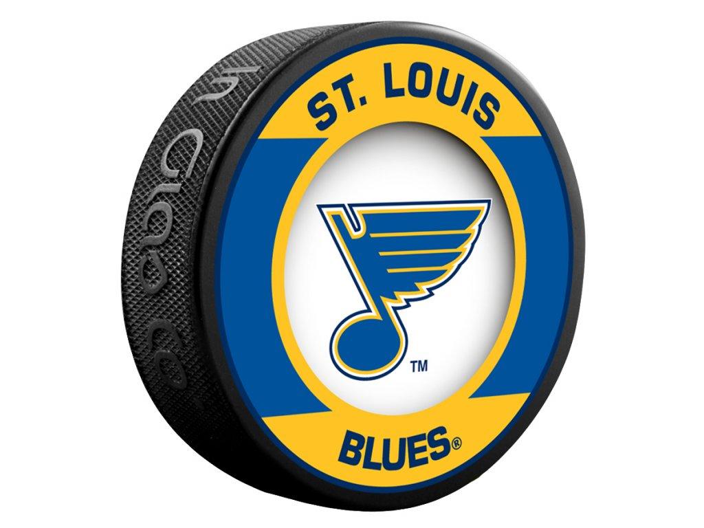 Puk St. Louis Blues Retro