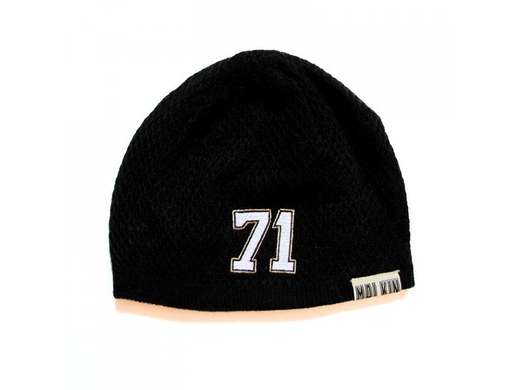 Čepice Pittsburgh Penguins Evgeni Malkin 71 reverse knit