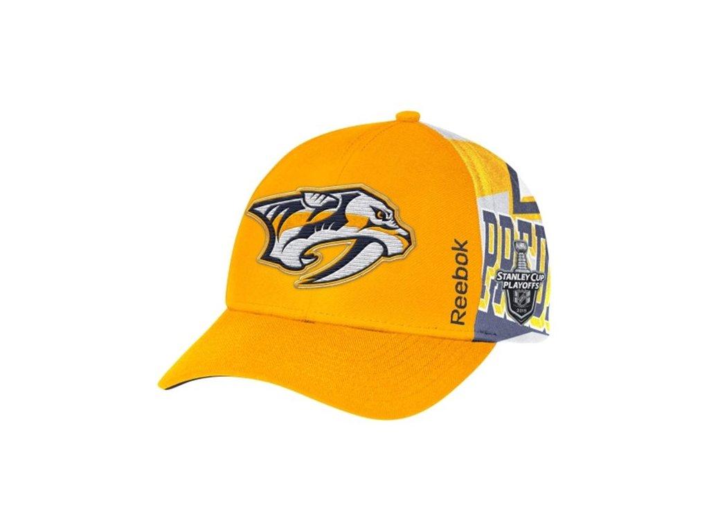 Kšiltovka - Nashville Predators - Stanley Cup Playoffs 2015