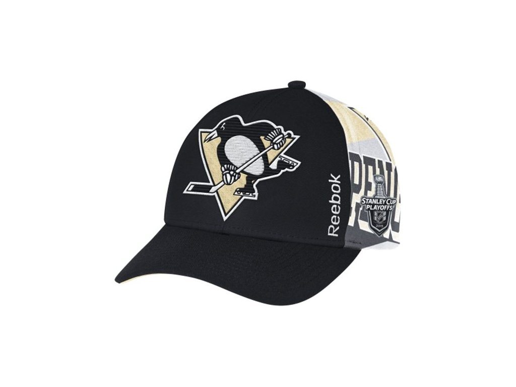 Kšiltovka - Pittsburgh Penguins - Stanley Cup Playoffs 2015