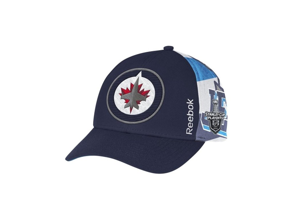 Kšiltovka - Winnipeg Jets - Stanley Cup Playoffs 2015