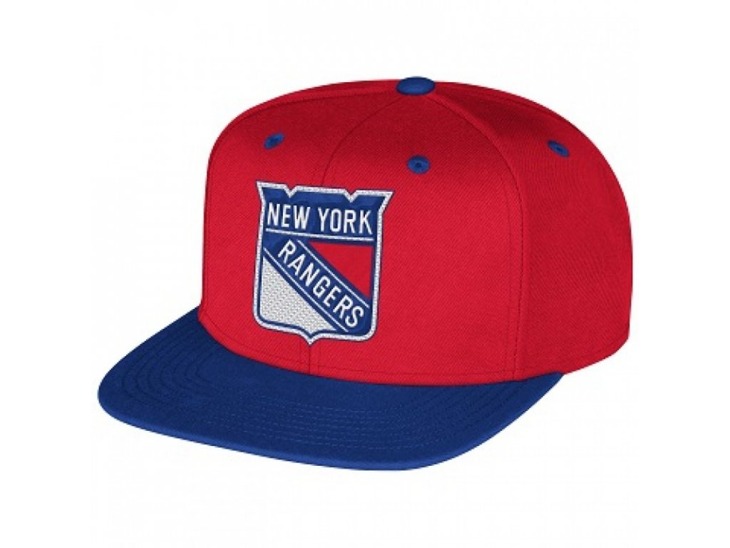 Kšiltovka New York Rangers NHL Team Shield 9FIFTY Snapback - Fanda-NHL.cz aaae35aa11