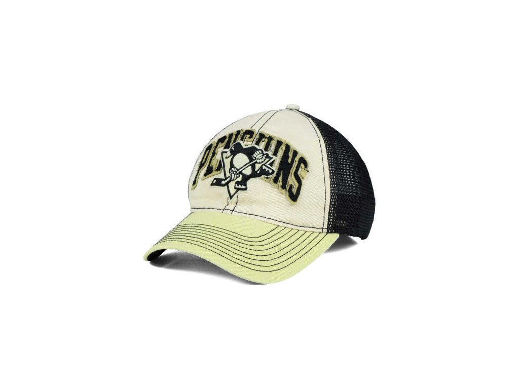 newest collection 21449 ac513 Kšiltovka Pittsburgh Penguins Felt Mesh Slouch Cap