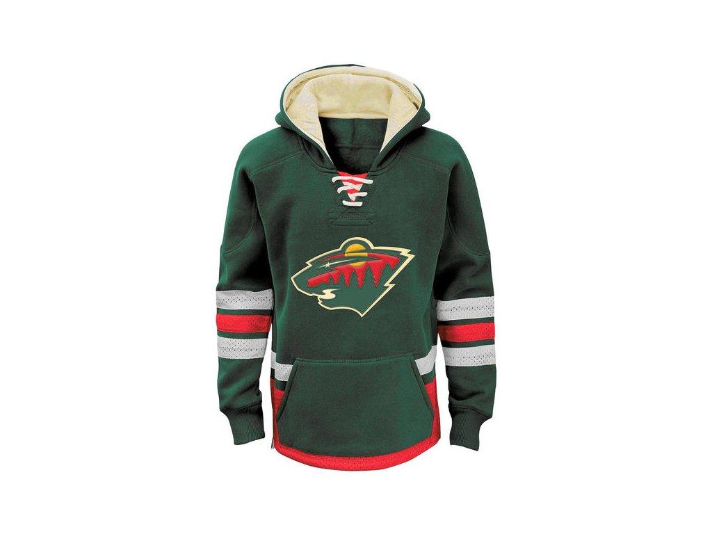 17ca8e567 Dětská mikina Minnesota Wild Retro Skate - Fanda-NHL.cz