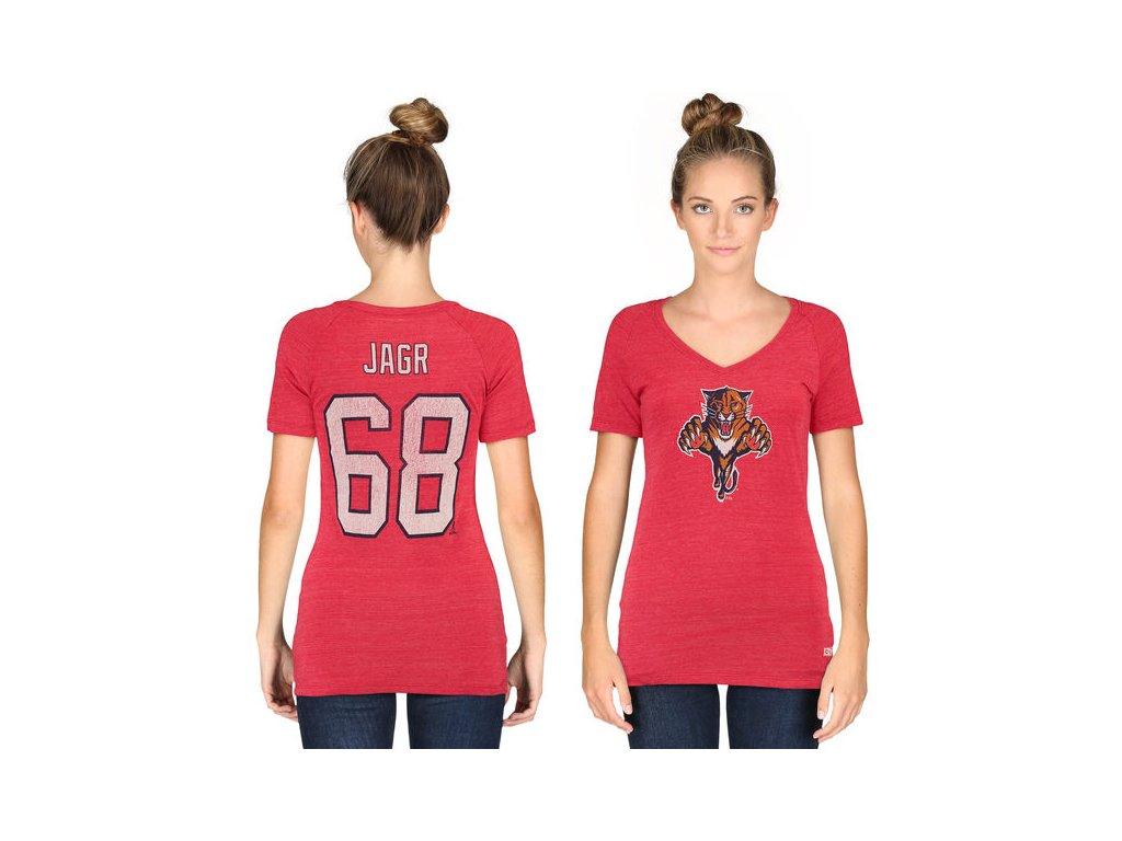 Dámské tričko Jaromír Jágr  68 Florida Panthers CCM - Fanda-NHL.cz 192f62f7bb8