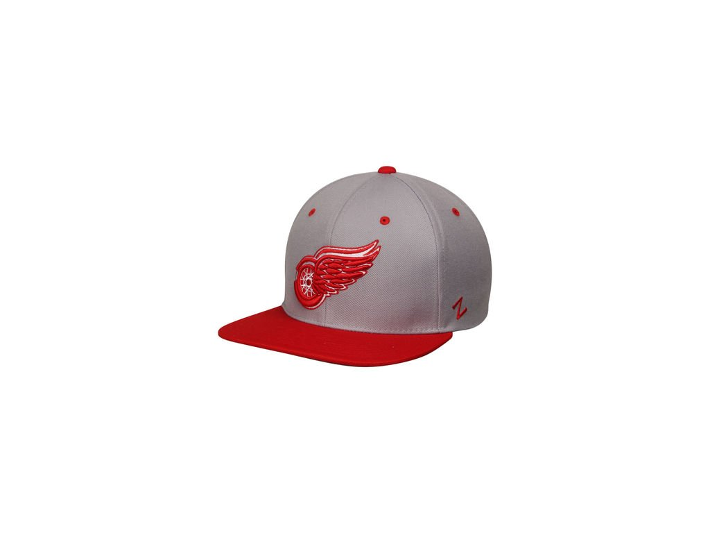 2caf06766b9 Kšiltovka Detroit Red Wings Zephyr Blacklight Original Snapback -  Fanda-NHL.cz