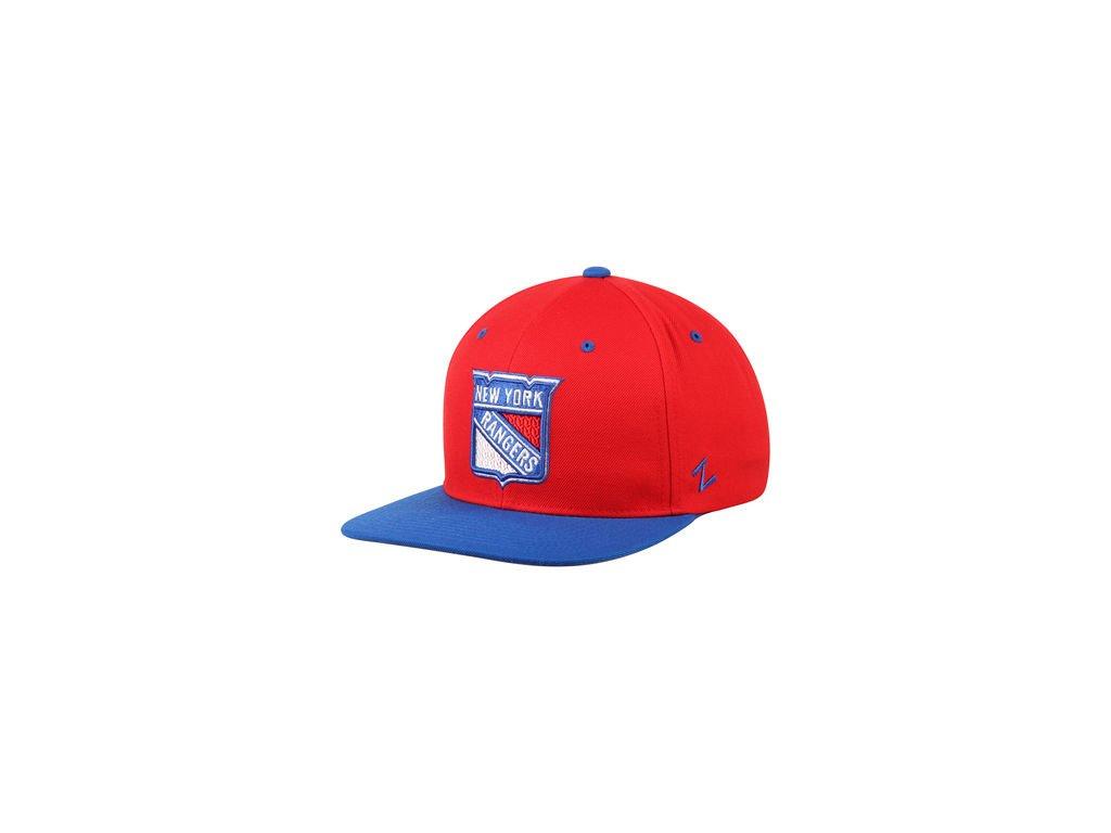 Kšiltovka New York Rangers Zephyr Z11 Snapback červená - Fanda-NHL.cz 68c5cd482a