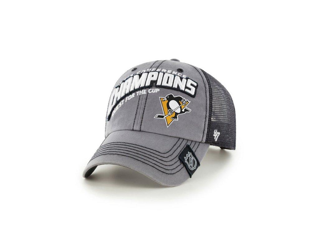 71a68427cd5 Kšiltovka Pittsburgh Penguins 2016 Eastern Conference Champions Locker Room