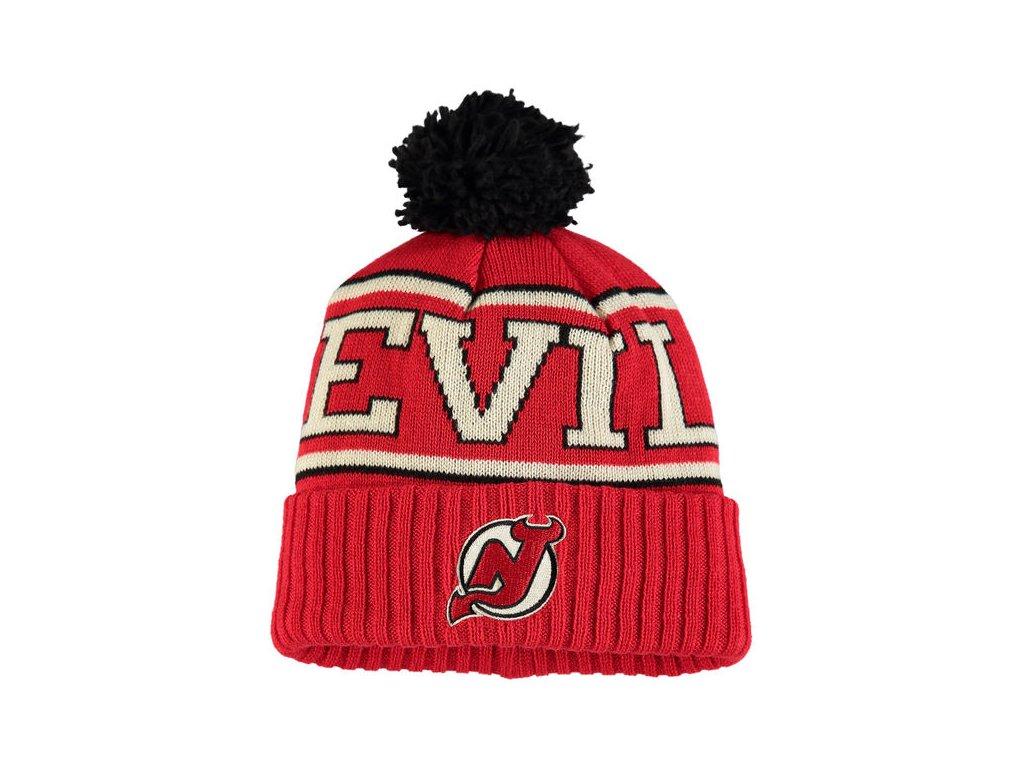 Kulich New Jersey Devils Reebok Team Cuffed Knit - Fanda-NHL.cz 77d9702d6d