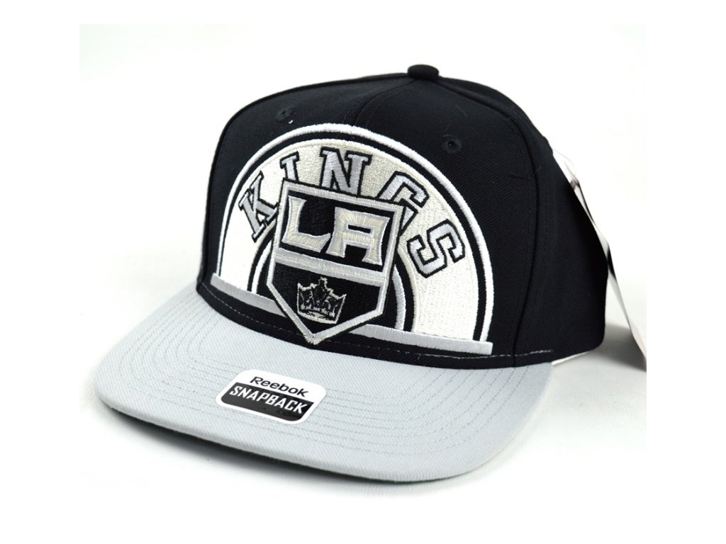Kšiltovka  Los Angeles Kings Arched Snapback