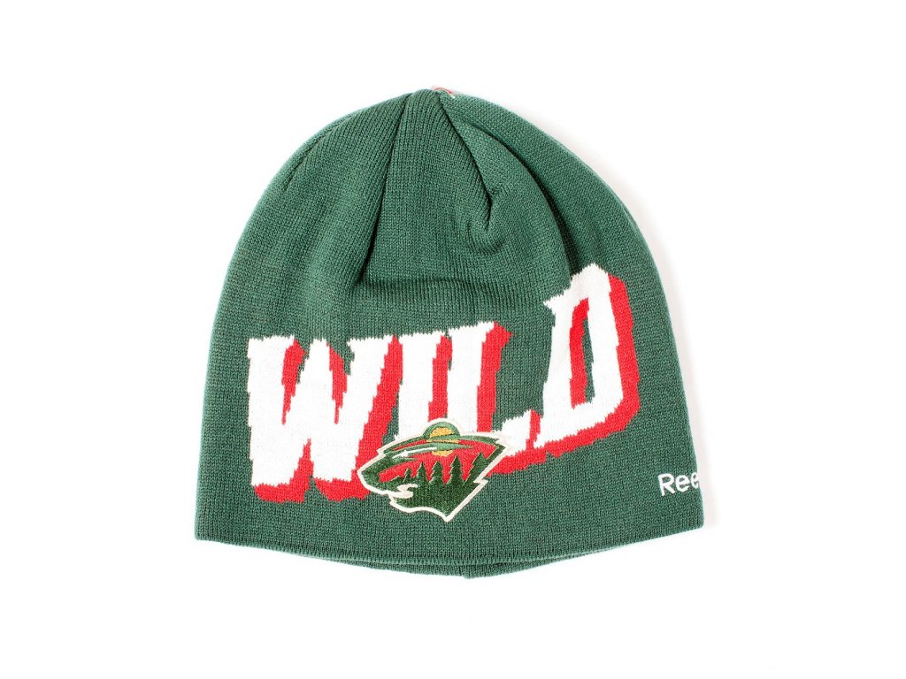 Kulich Minnesota Wild Face Off Beanie 2016