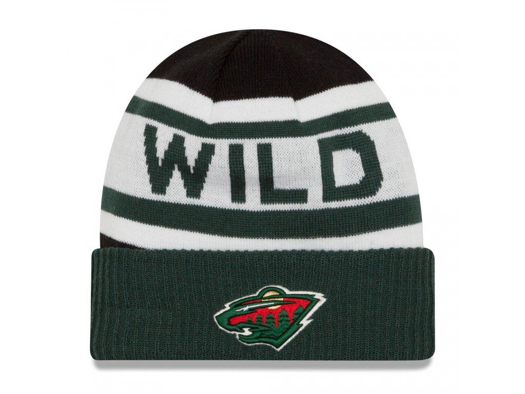 Dětská zimní čepice Minnesota Wild NHL Biggest Fan 2.0 - Fanda-NHL.cz 421c3aa15e