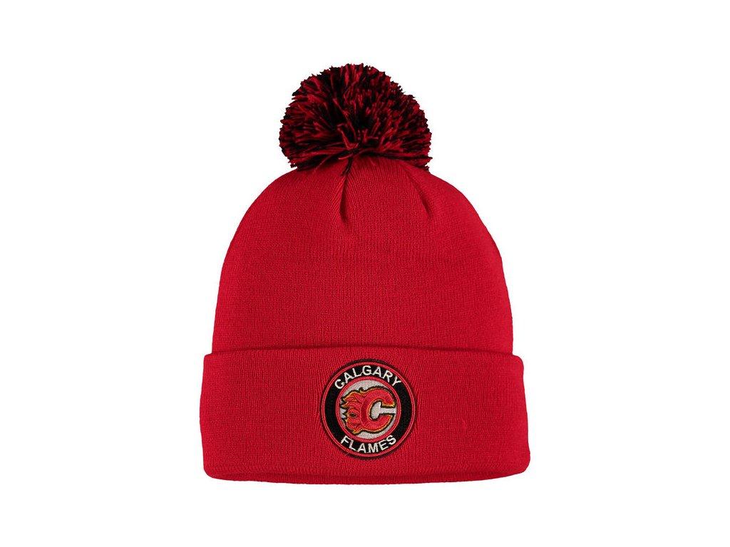 fa29801199f Kulich Calgary Flames Zephyr Seal Knit - Fanda-NHL.cz