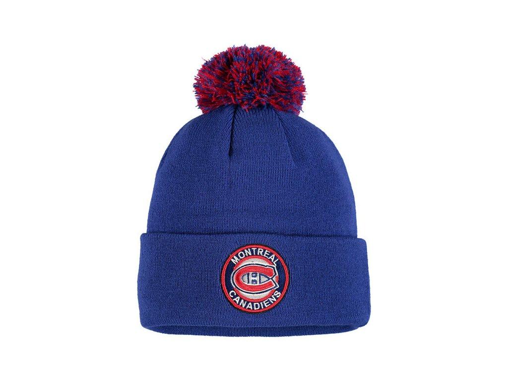9cc7fbe1ce6 Kulich Montreal Canadiens Zephyr Seal Knit - Fanda-NHL.cz