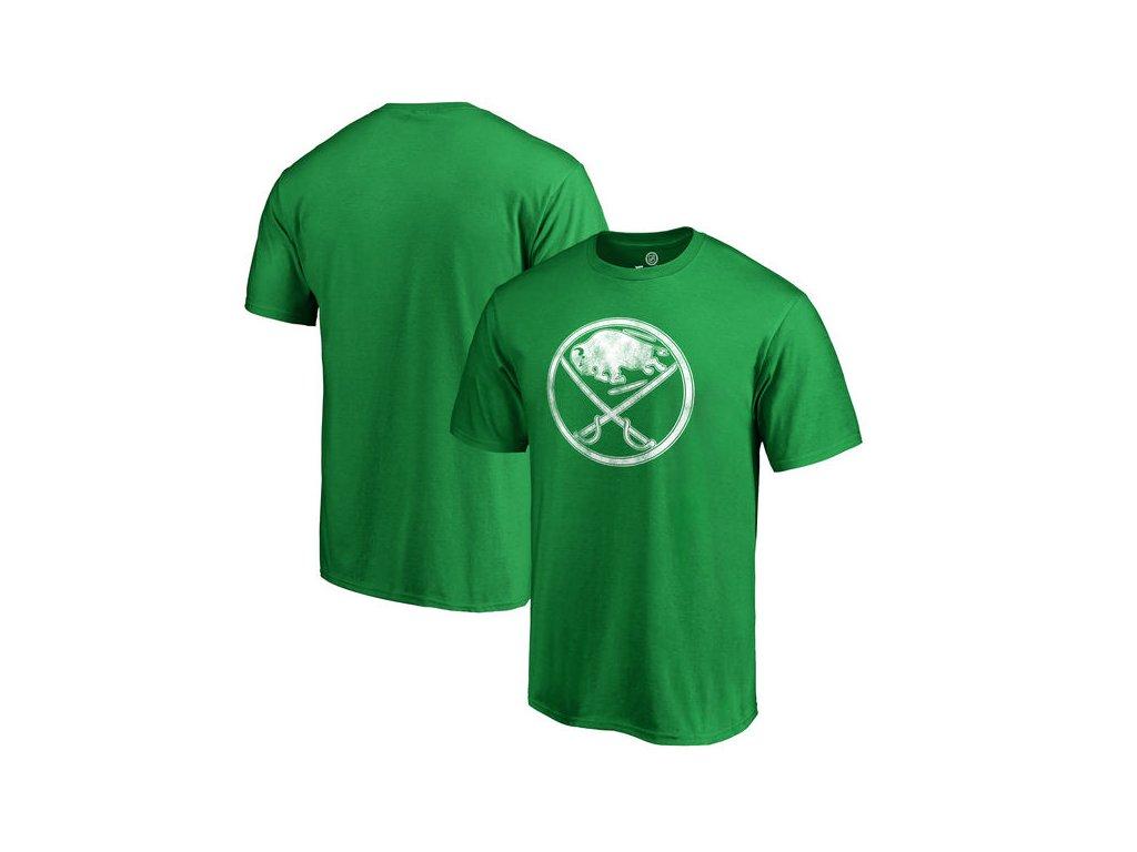 buy online 0d00b 6472c Tričko Buffalo Sabres St. Patrick's Day White Logo