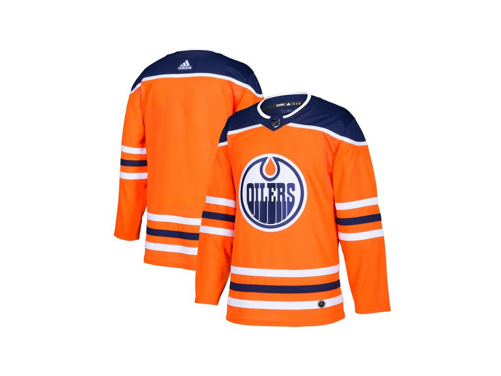 Dres Edmonton Oilers adizero Home Authentic Pro