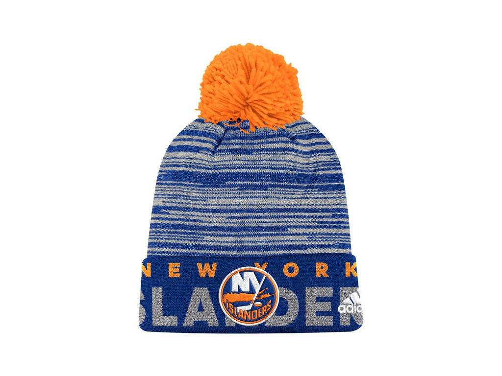 b03ae221639 Kulich New York Islanders Off Ice Cuffed Pom Knit - Fanda-NHL.cz