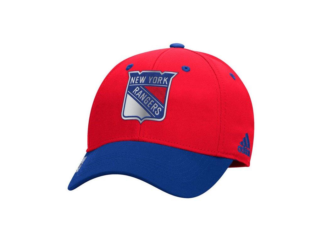 6e1b9c72533 Kšiltovka New York Rangers Centennial Structured Flex - Fanda-NHL.cz