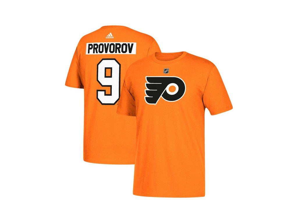 timeless design 81e66 c144e Tričko #9 Ivan Provorov Philadelphia Flyers