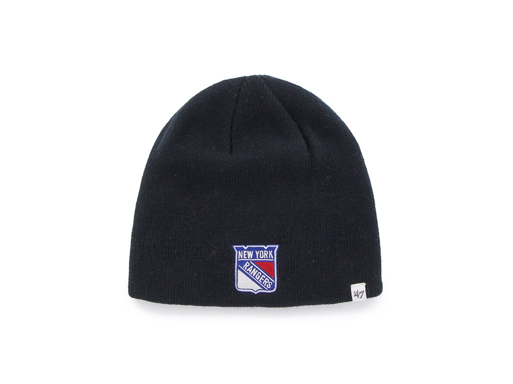 88a9e1802f3 Zimní Čepice New York Rangers 47 Beanie - Fanda-NHL.cz