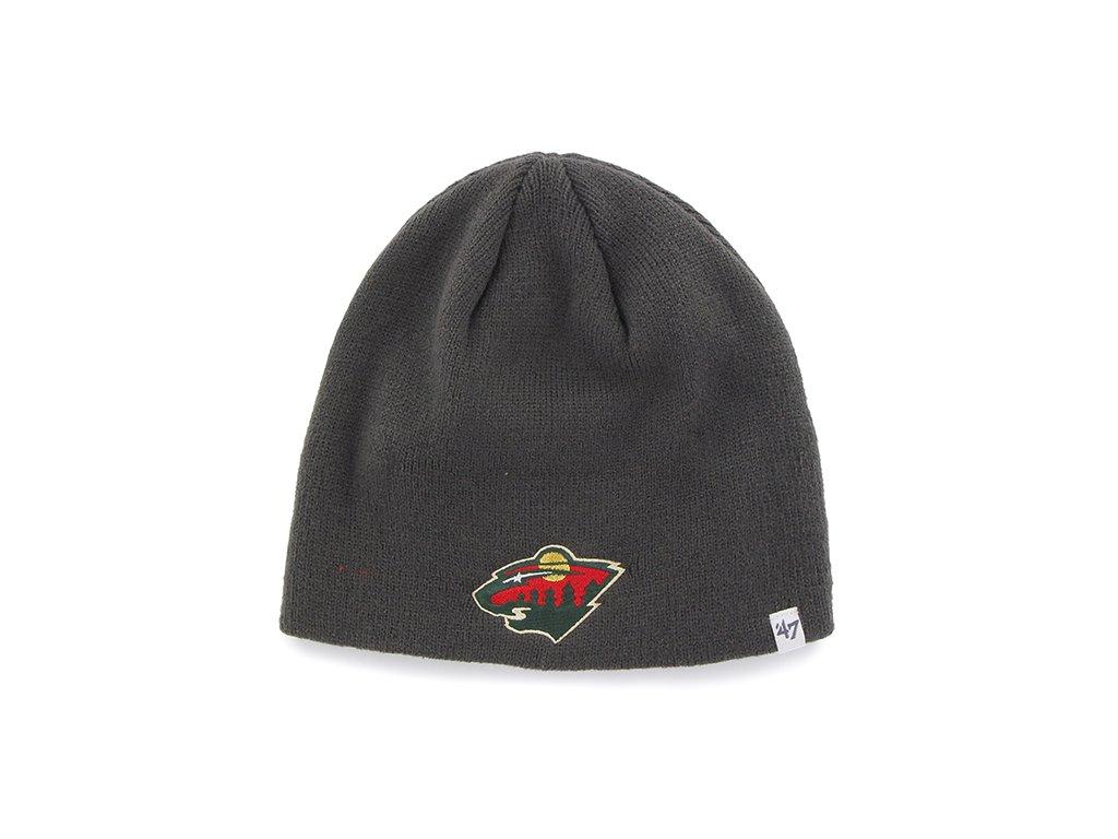 Zimní Čepice Minnesota Wild 47 Beanie - Fanda-NHL.cz a709d0138c