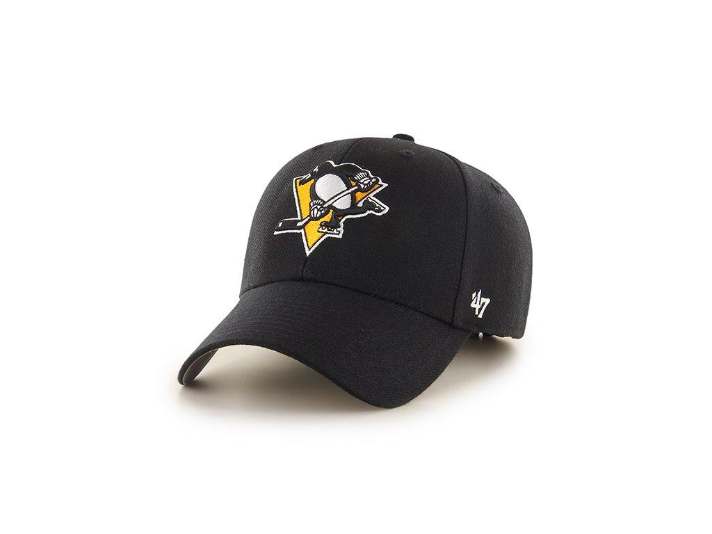9b003db850c Kšiltovka Pittsburgh Penguins 47 MVP - Fanda-NHL.cz