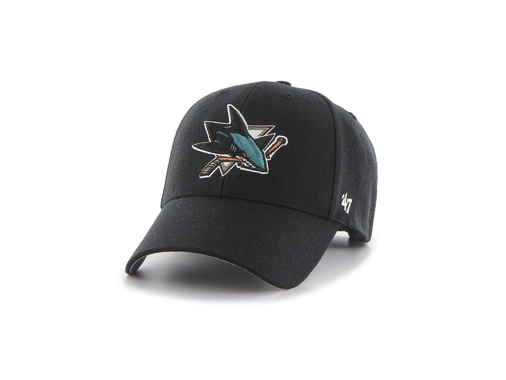 Kšiltovka San Jose Sharks 47 MVP - Fanda-NHL.cz c42831e89a