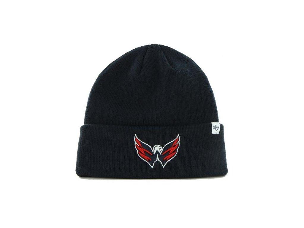 b16c56a562d Zimní Čepice Washington Capitals 47 Cuffed Knit Beanie - Fanda-NHL.cz