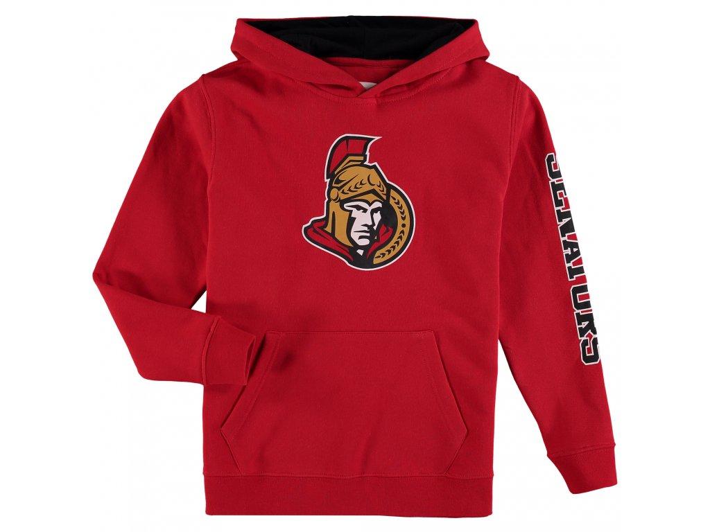 db170ac9d87 Dětská mikina Ottawa Senators NHL Zone Fleece - Fanda-NHL.cz