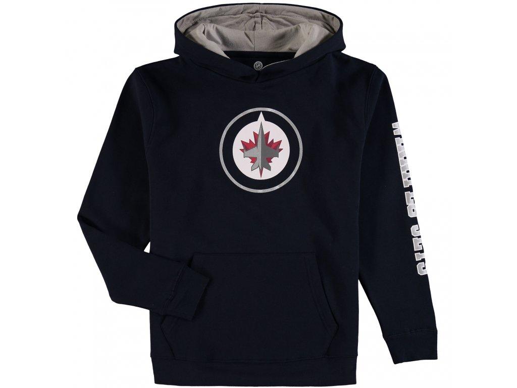 Dětská mikina Winnipeg Jets NHL Zone Fleece - Fanda-NHL.cz 5ba1ff32a