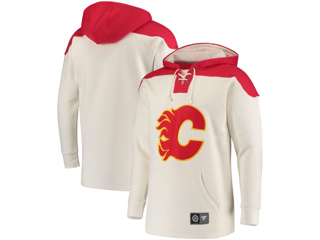 Mikina Calgary Flames NHL Breakaway Lace Up - Fanda-NHL.cz 5ea0aa9ff
